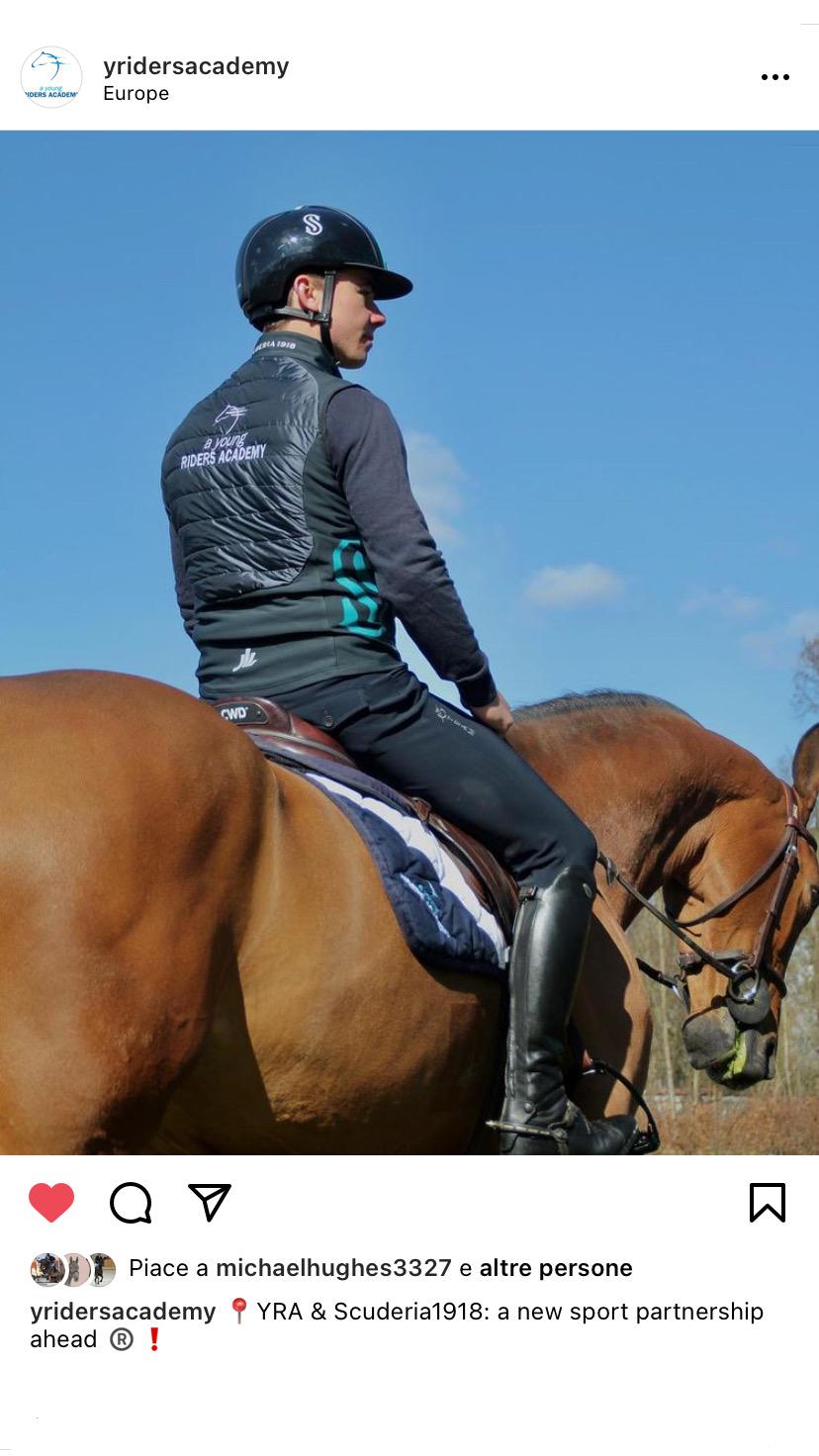 Anche negli sport equestri esiste il valore della meritocrazia, YRA e Scuderia 1918: il valore della meritocrazia.